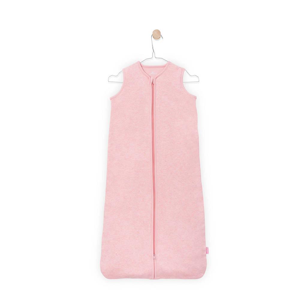 Jollein Speckled zomer baby slaapzak 70 cm roze, Roze