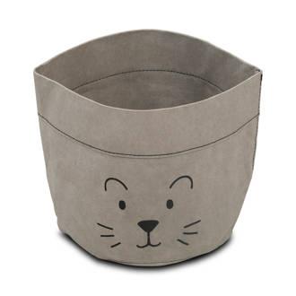 Little lion mandje grijs