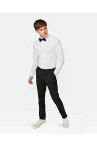 WE Fashion slim fit overhemd wit, Wit