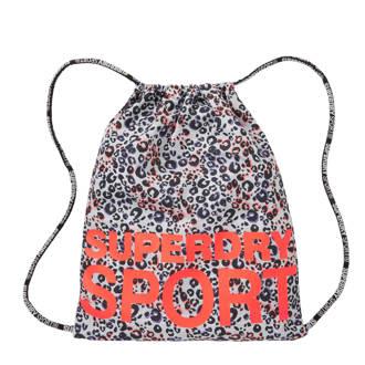 Sport   gymtas luipaardprint