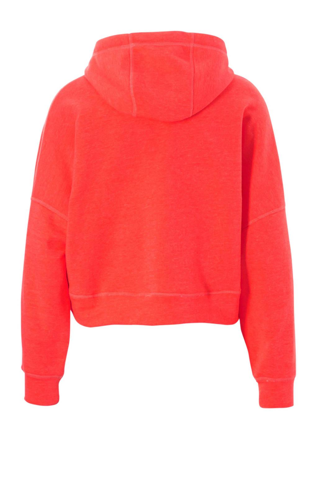 Superdry Sport sportsweater neonoranje, Neonoranje