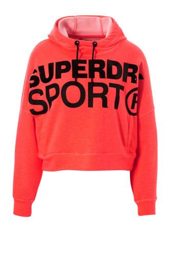 Sport sportsweater neonoranje