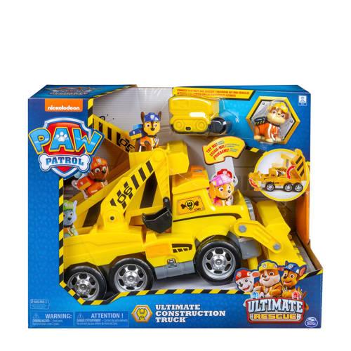 Paw Patrol Ultimate Rescue Bouw truck kopen