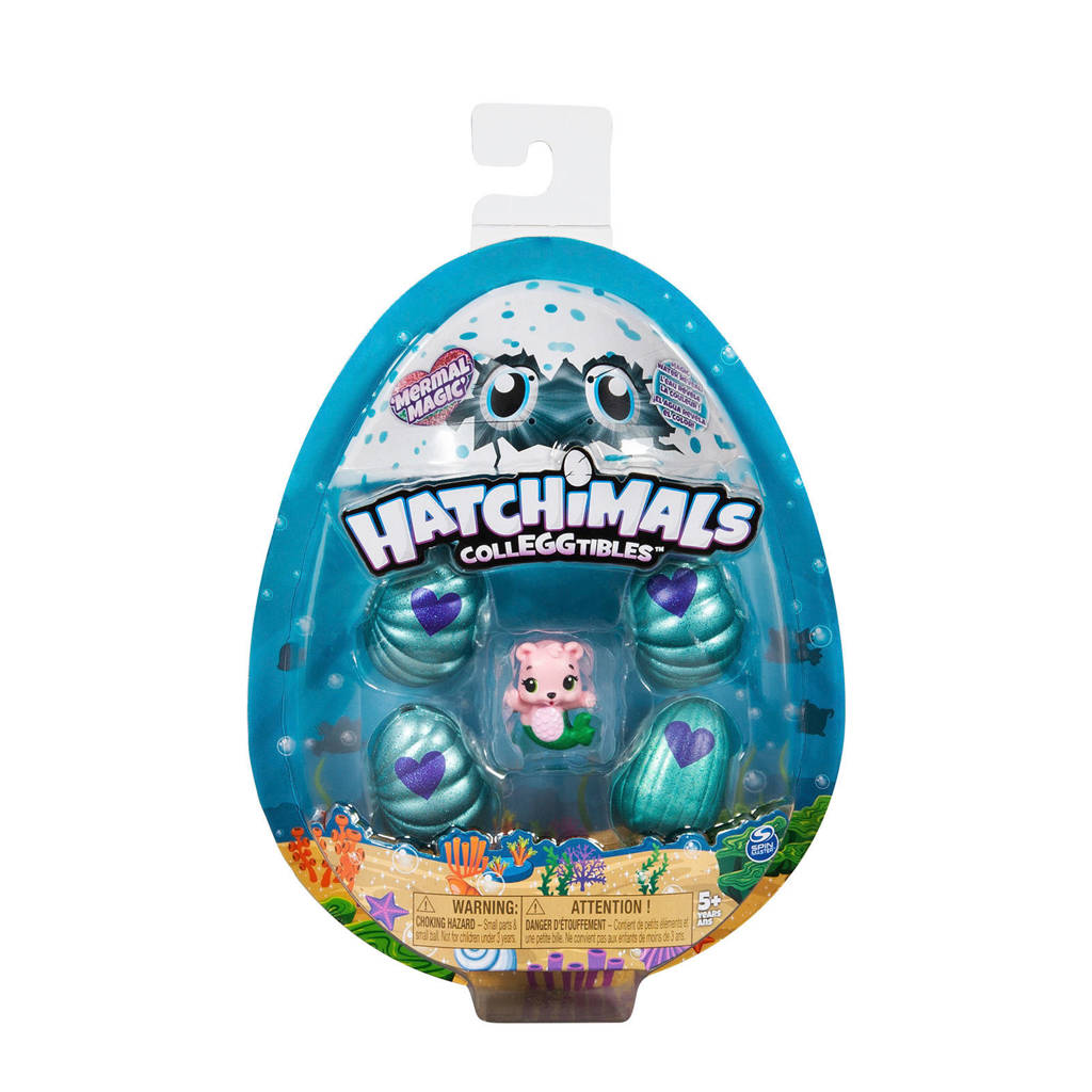 Hatchimals  Colleggtibles 4 pack - seizoen 5