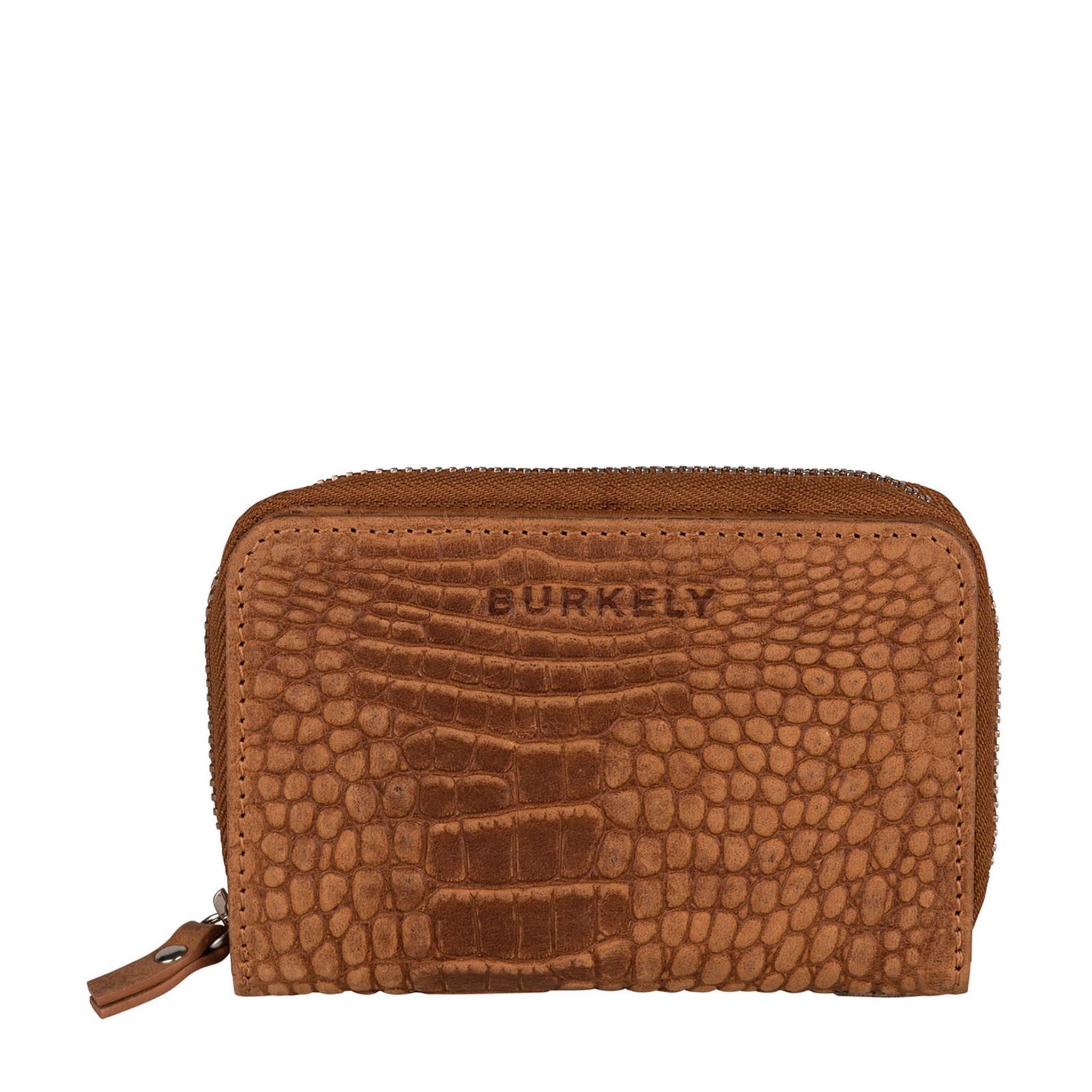 Burkely Leren Portemonnee.Burkely Leren Portemonnee About Ally Wallet S Cognac Wehkamp