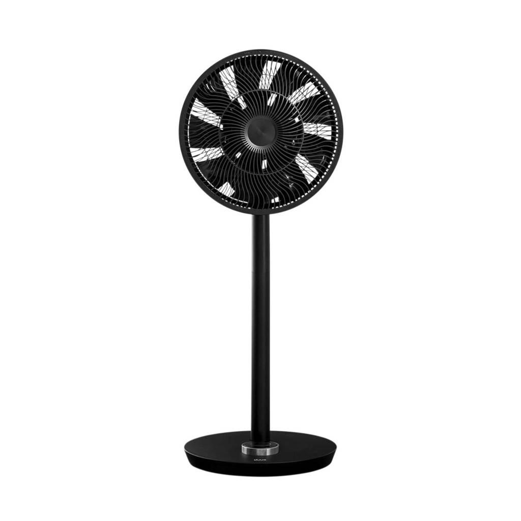 Duux WHISPER statief ventilator, Zwart