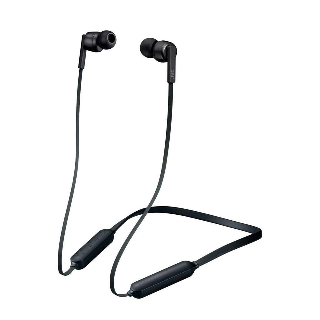 JVC HAFX65BNBU Bluetooth oortjes, Zwart