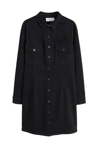 spijkerjurk zwart