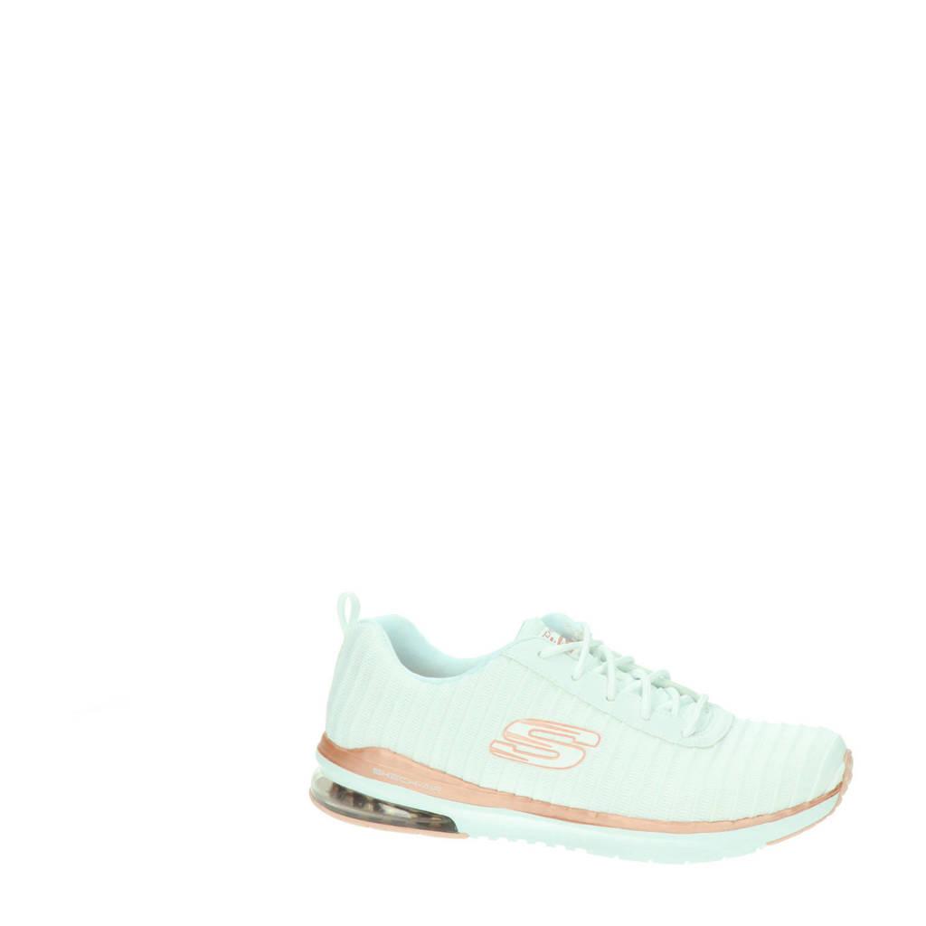 Skechers   Skech-Air sneakers wit, Wit/roze