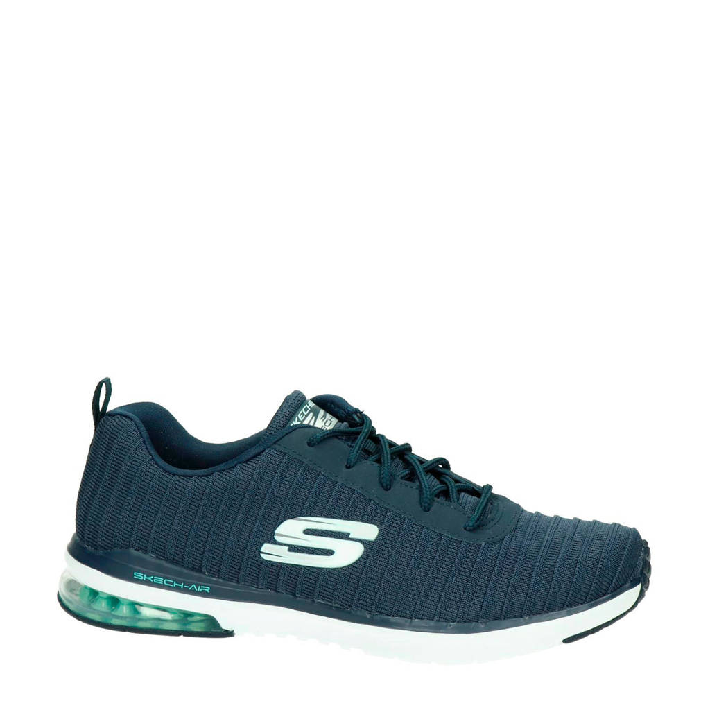 Skechers   Skech-Air sneakers donkerblauw, Blauw