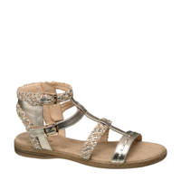 Graceland   sandalen goud, Goud