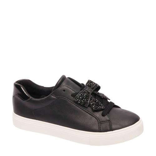 Graceland sneakers met sierstenen zwart