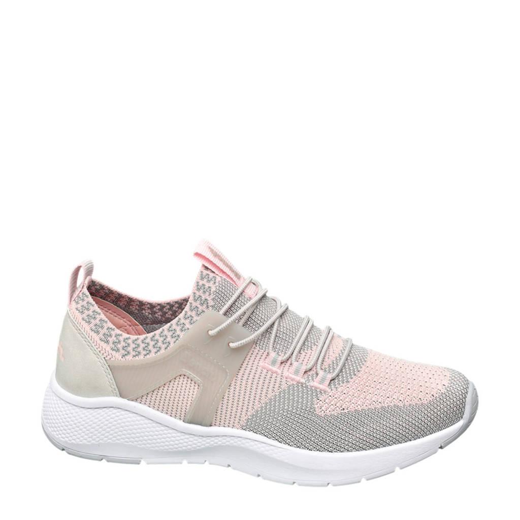 Bench  sneakers lichtroze, Lichtroze