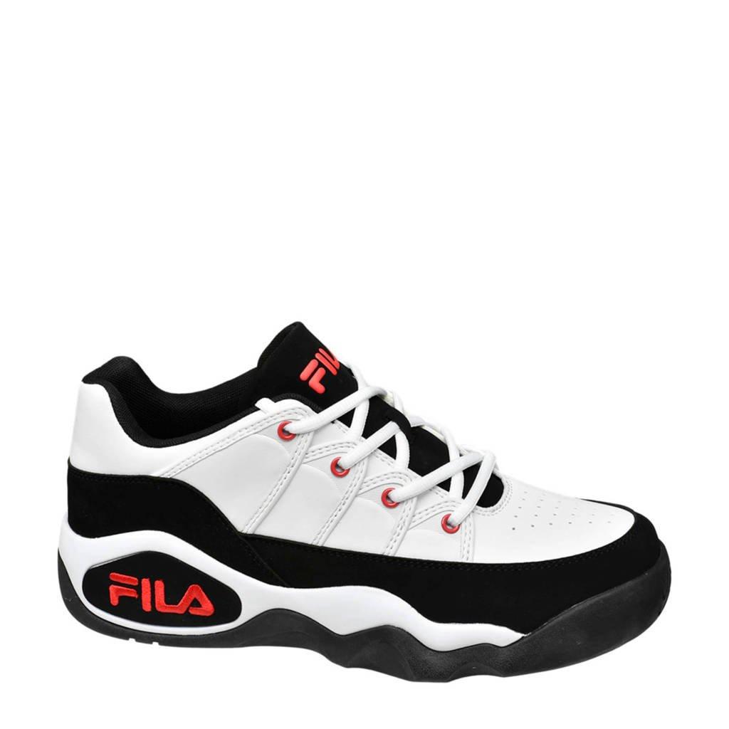 af77214b52d Fila sneakers wit/zwart | wehkamp