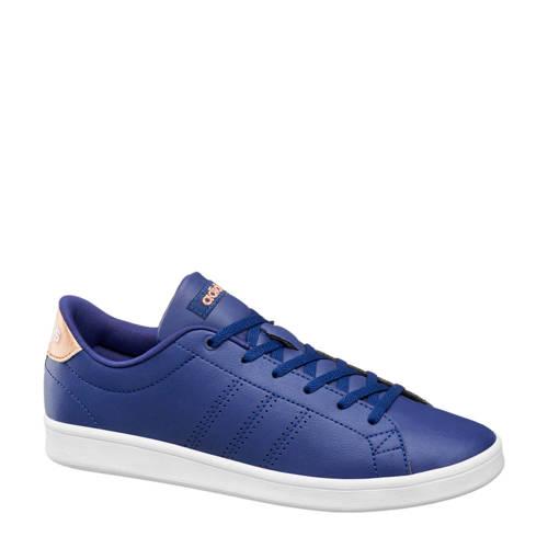 adidas Advantage Clean sneakers blauw