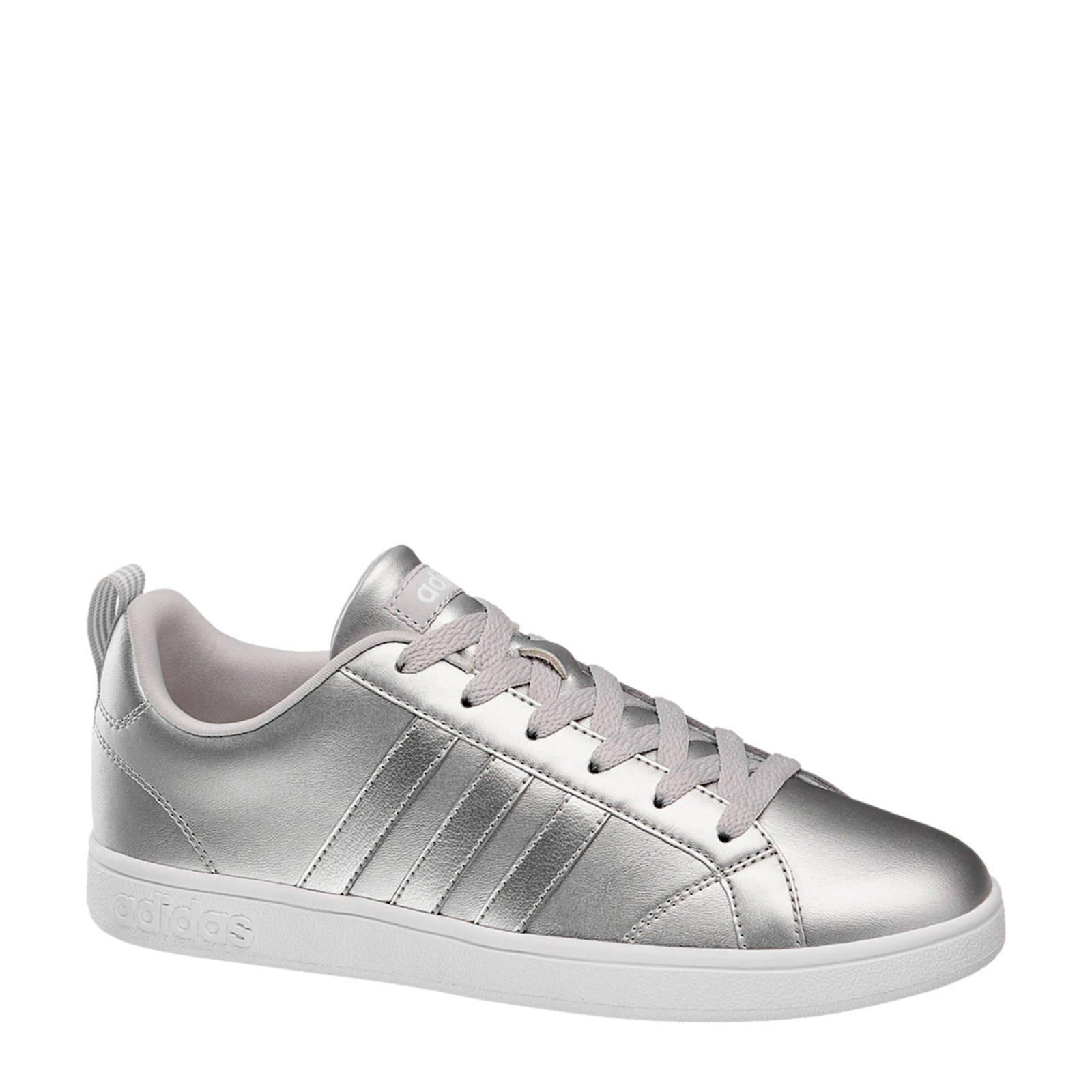 adidas schoenen zilver