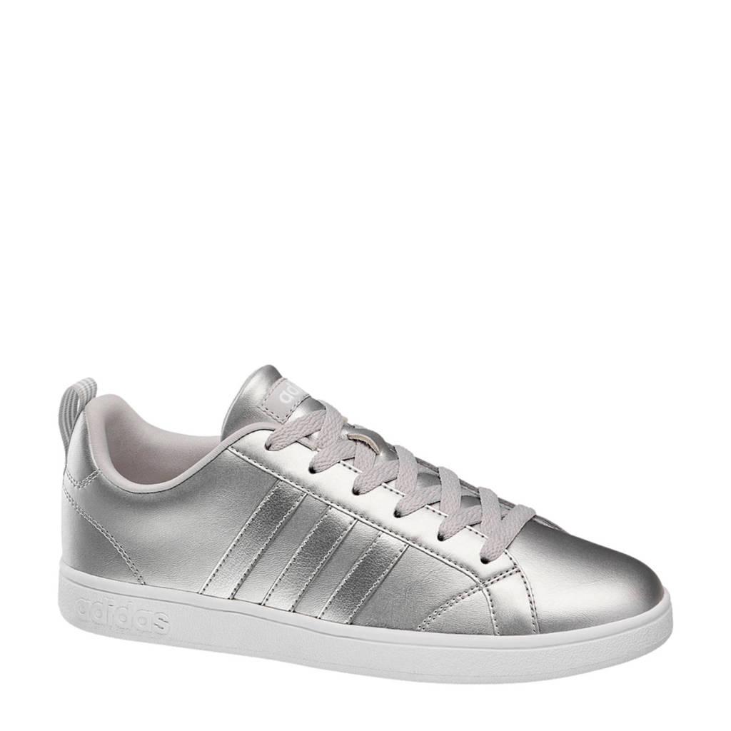 b6a43562e24 adidas VS Advantage sneakers zilver | wehkamp