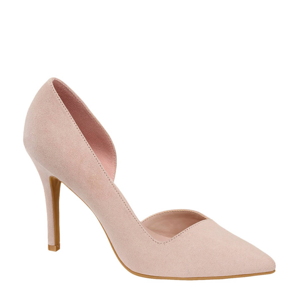 Graceland pumps lichtroze, Roze
