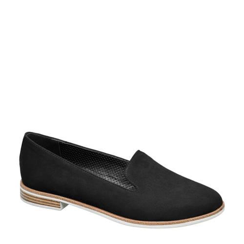 Graceland loafers zwart