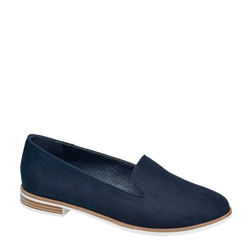 Graceland loafers donkerblauw