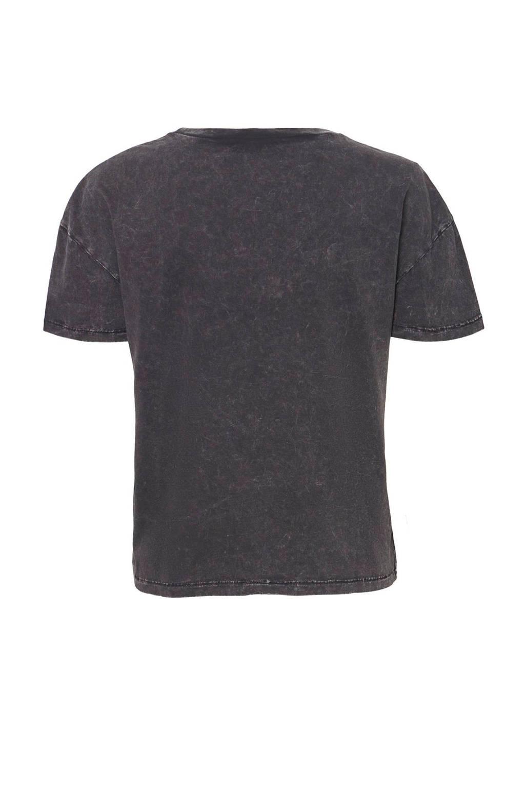 Mayt Noisy Met Noisy Printopdruk Met Mayt shirt Printopdruk shirt wqARtXaI