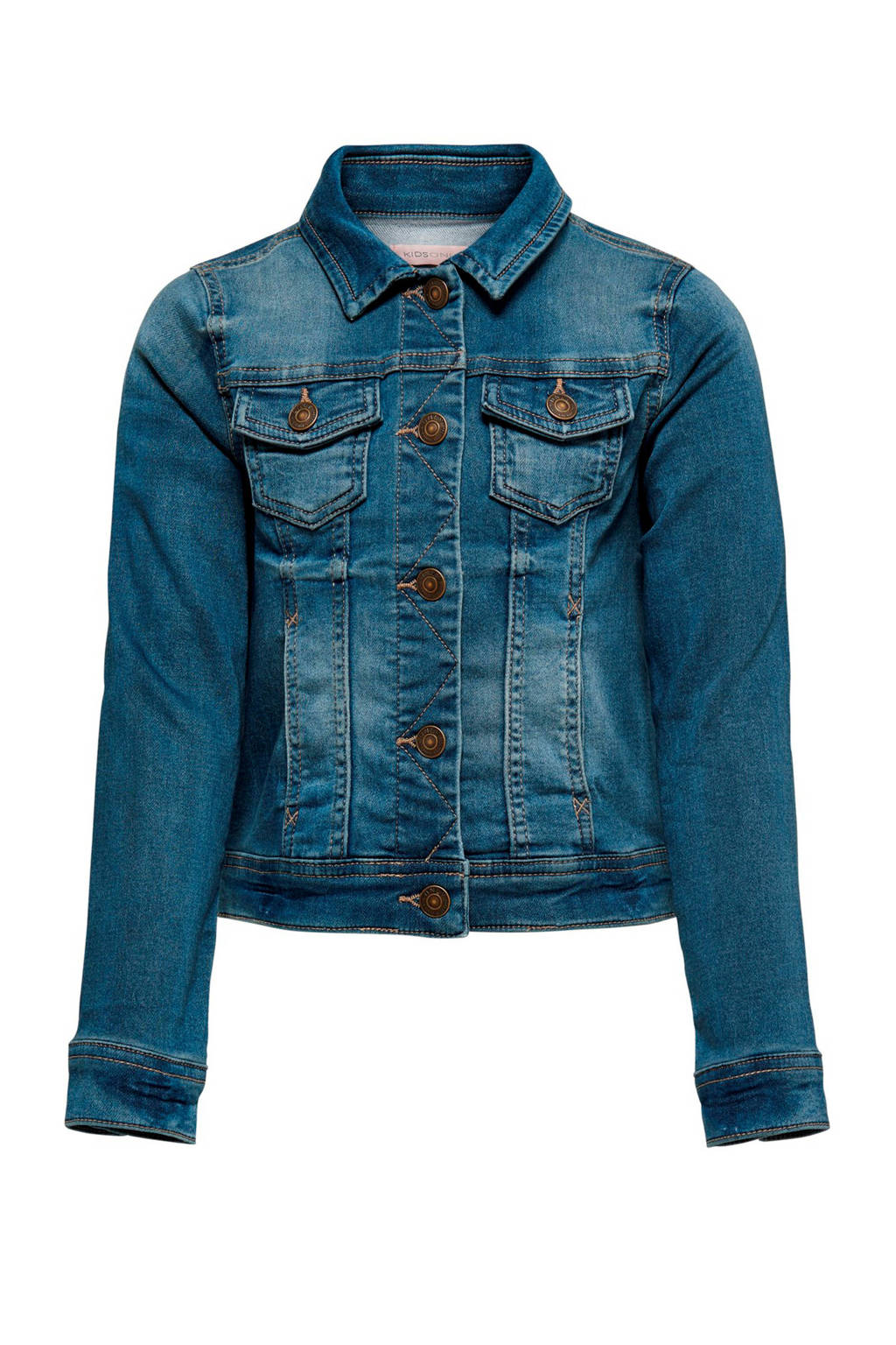 KIDSONLY spijkerjas Sille, Medium Used denim