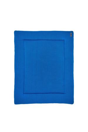 Knit Basic boxkleed 77x97 cm bright blue