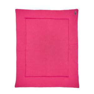 Knit Basic boxkleed 77x97 cm bright pink