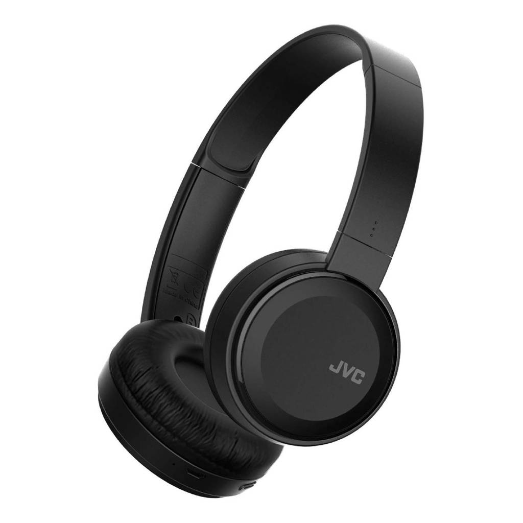 JVC HA-S30BT-B-E Bluetooth on-ear koptelefoon, Zwart