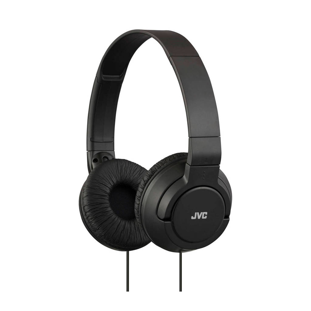 JVC HA-S180-B-E on-ear koptelefoon, Zwart