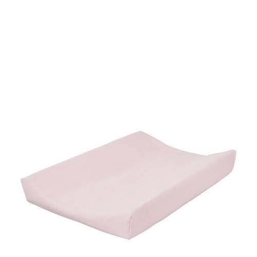Cottonbaby aankleedkussenhoes diamantwafel 72 x 46 cm roze kopen
