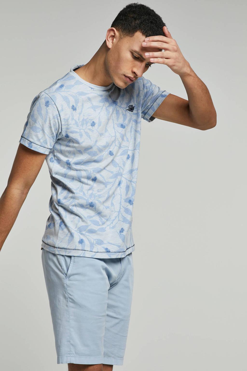 GABBIANO T-shirt, Lichtblauw