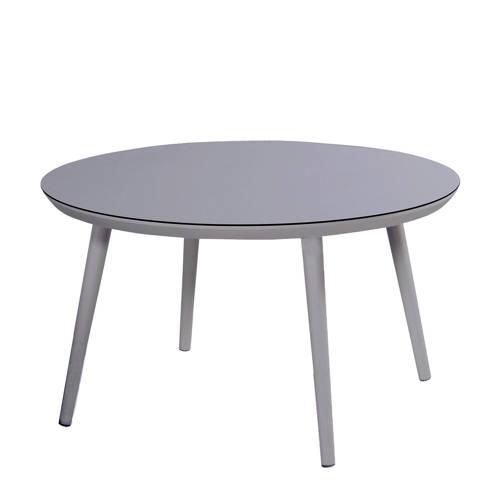 Hartman Sophie Studio HPL tuintafel Ø128xH75 cm misty grey-grijs
