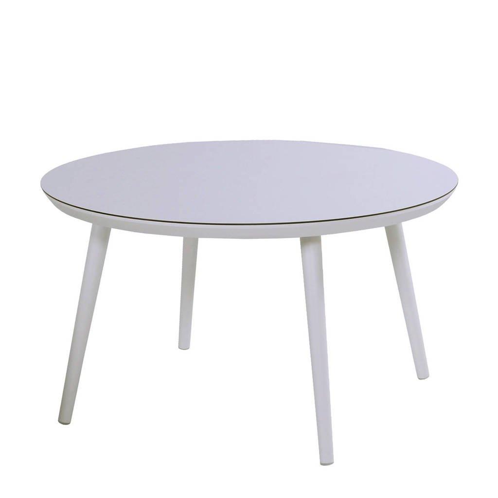 Hartman ronde tuintafel (Ø 128 cm) Sophie Studio rond, Wit