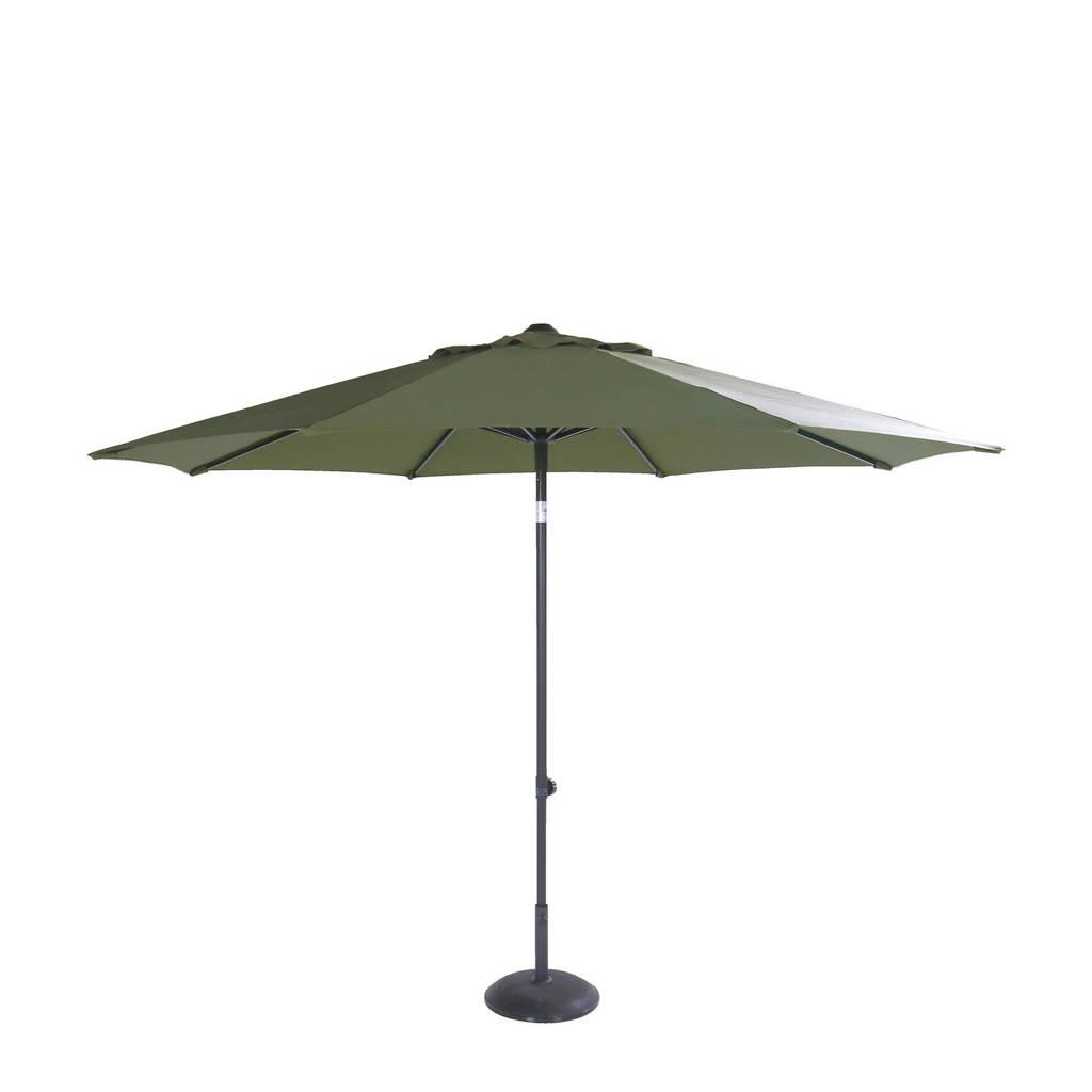 Hartman parasol Sophie Line, Donkergroen