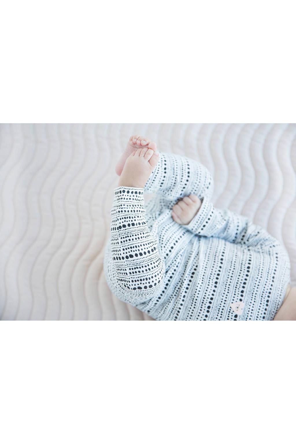 Tumble 'n Dry Zero newborn baby boxpak Queen, Wit/blauw