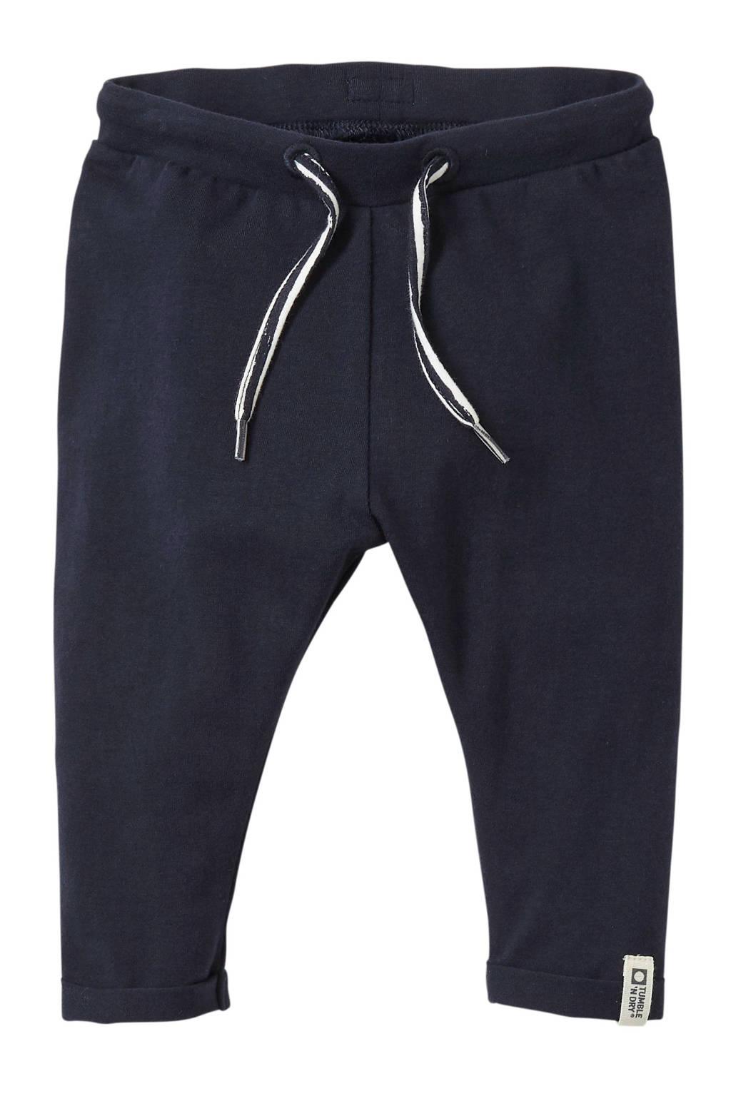 Tumble 'n Dry Zero   joggingbroek donkerblauw, Donkerblauw