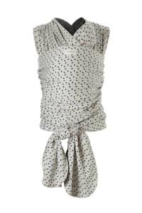 Babylonia draagdoek tricot-slen bamboo beige, Beige