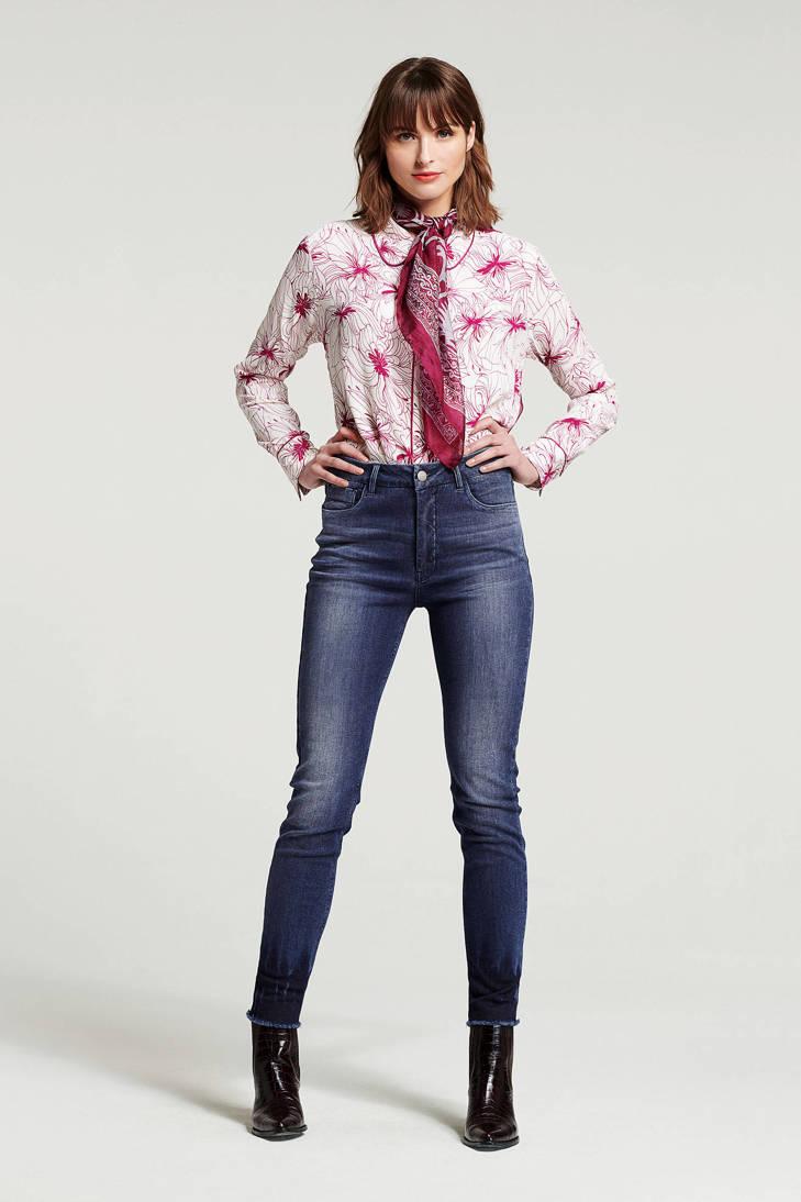 Didi met blouse Didi bloemenprint blouse 711xHqgf