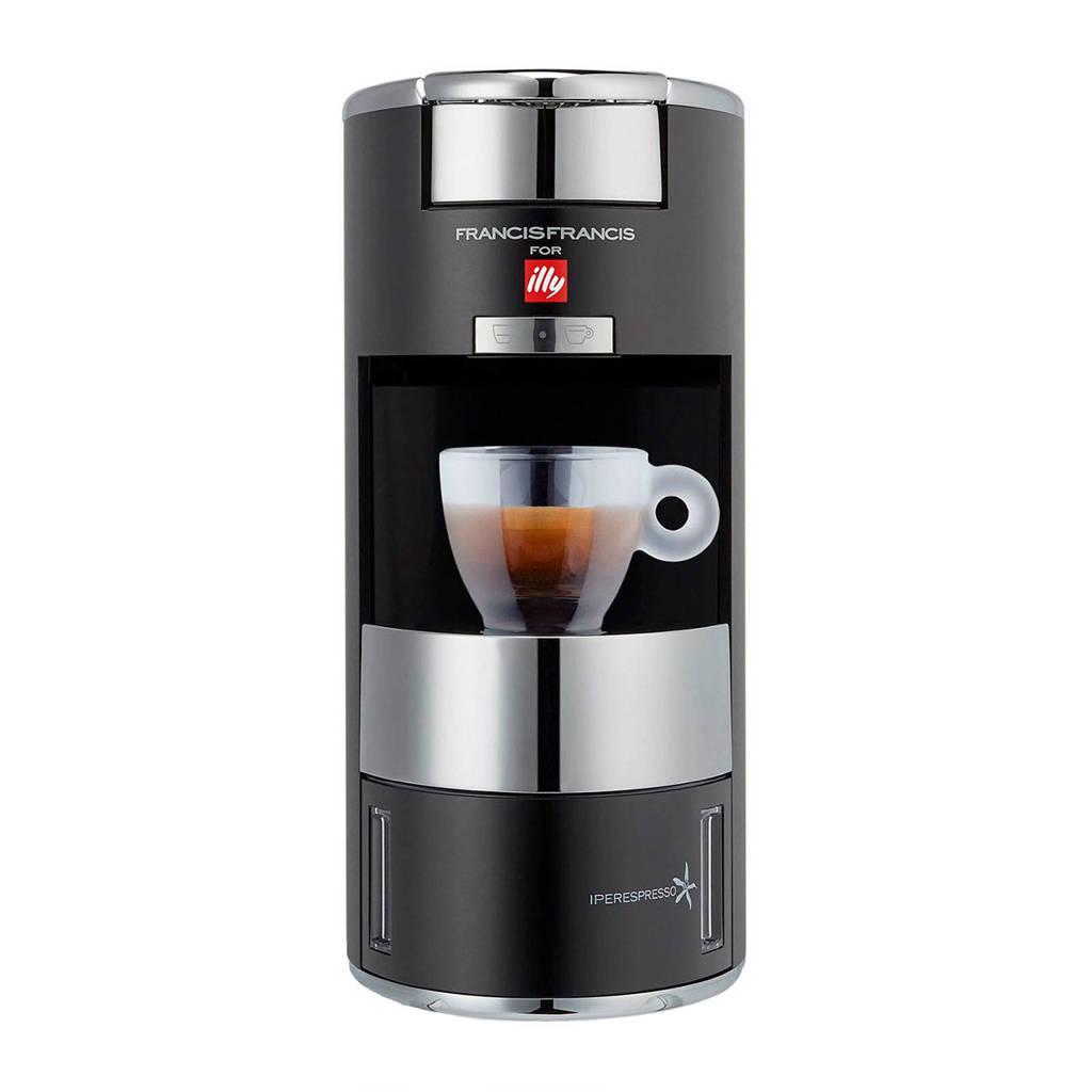 Illy X9 koffiezetapparaat, Zwart