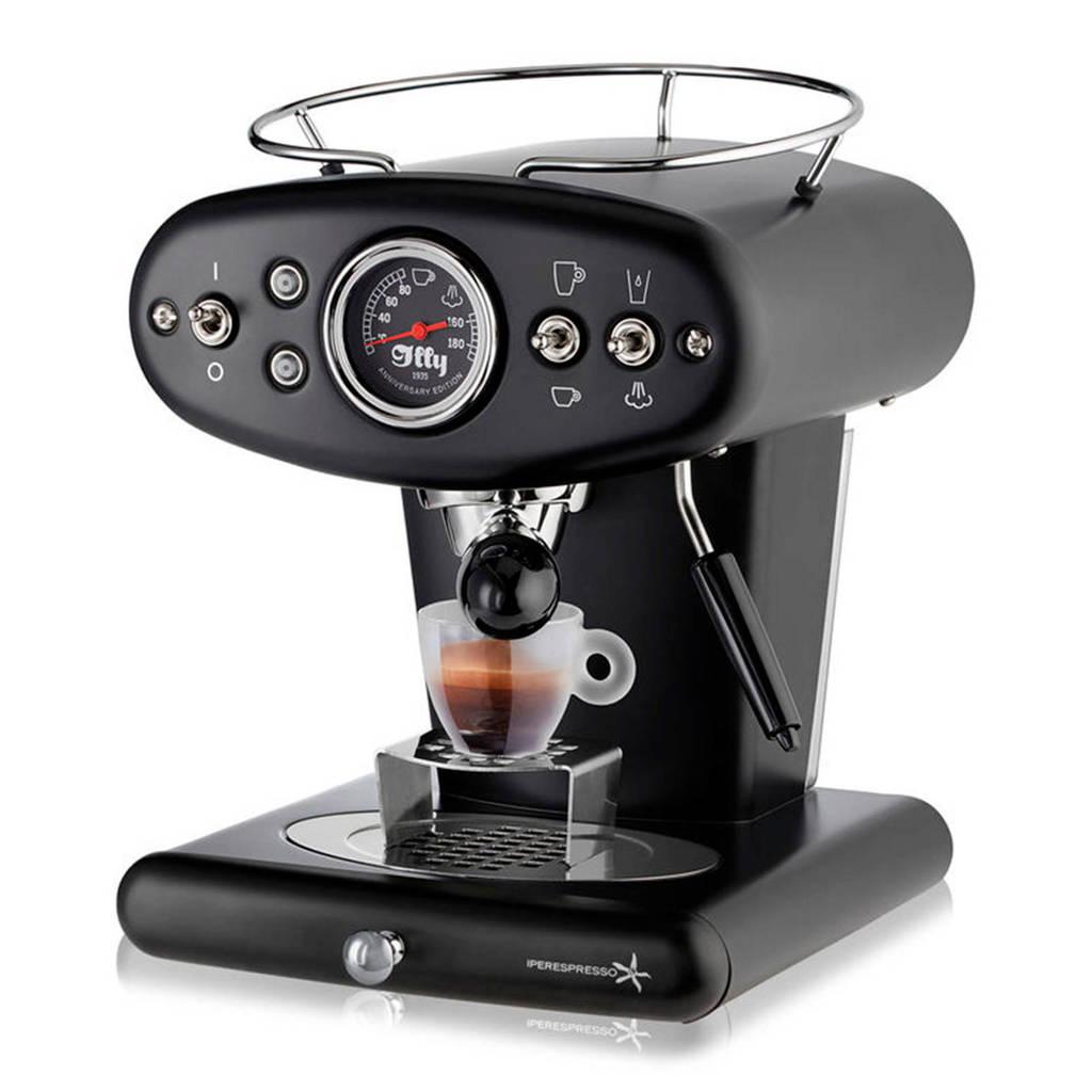 Illy X1 Anniversary Espresso & Coffee espressomachine, Zwart