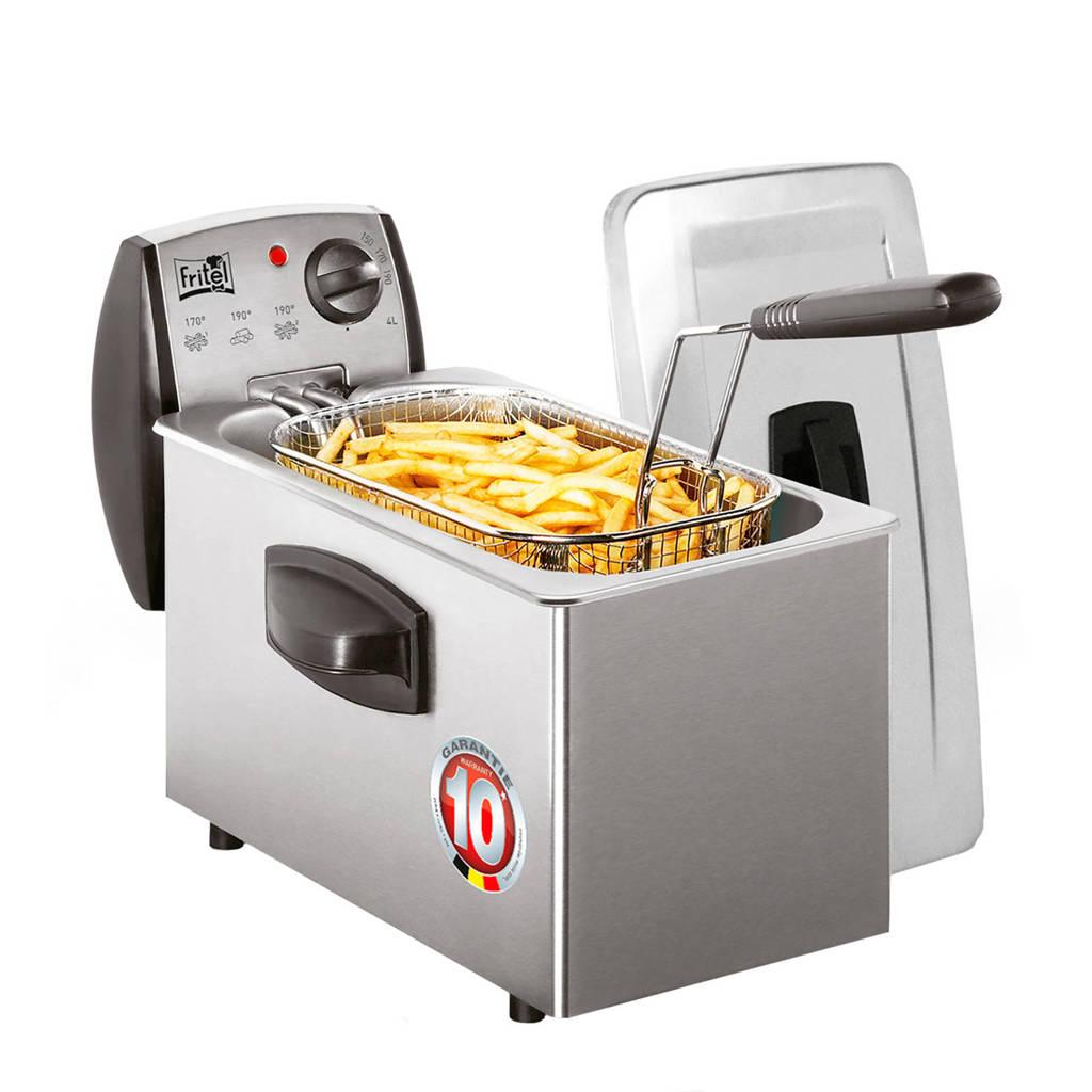 Fritel FR1460 friteuse, RVS