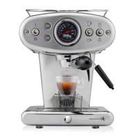 Illy 1 Anniversary Espresso & Coffee espressomachine, Zilver