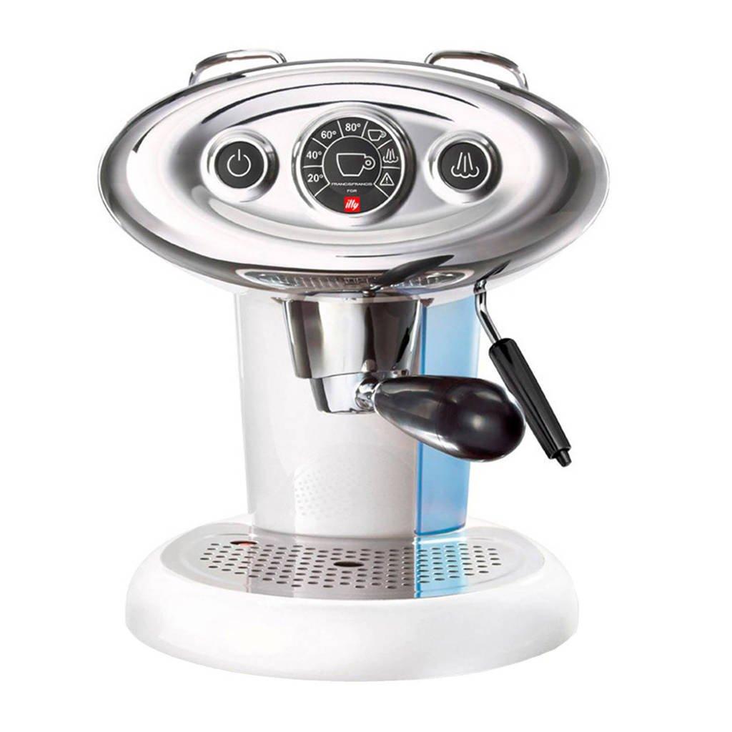 Illy X7.1 espressomachine, Wit