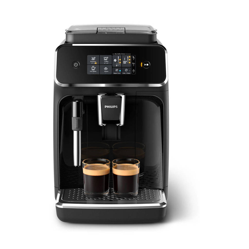 Philips EP2221/40 koffiemachine, Zwart