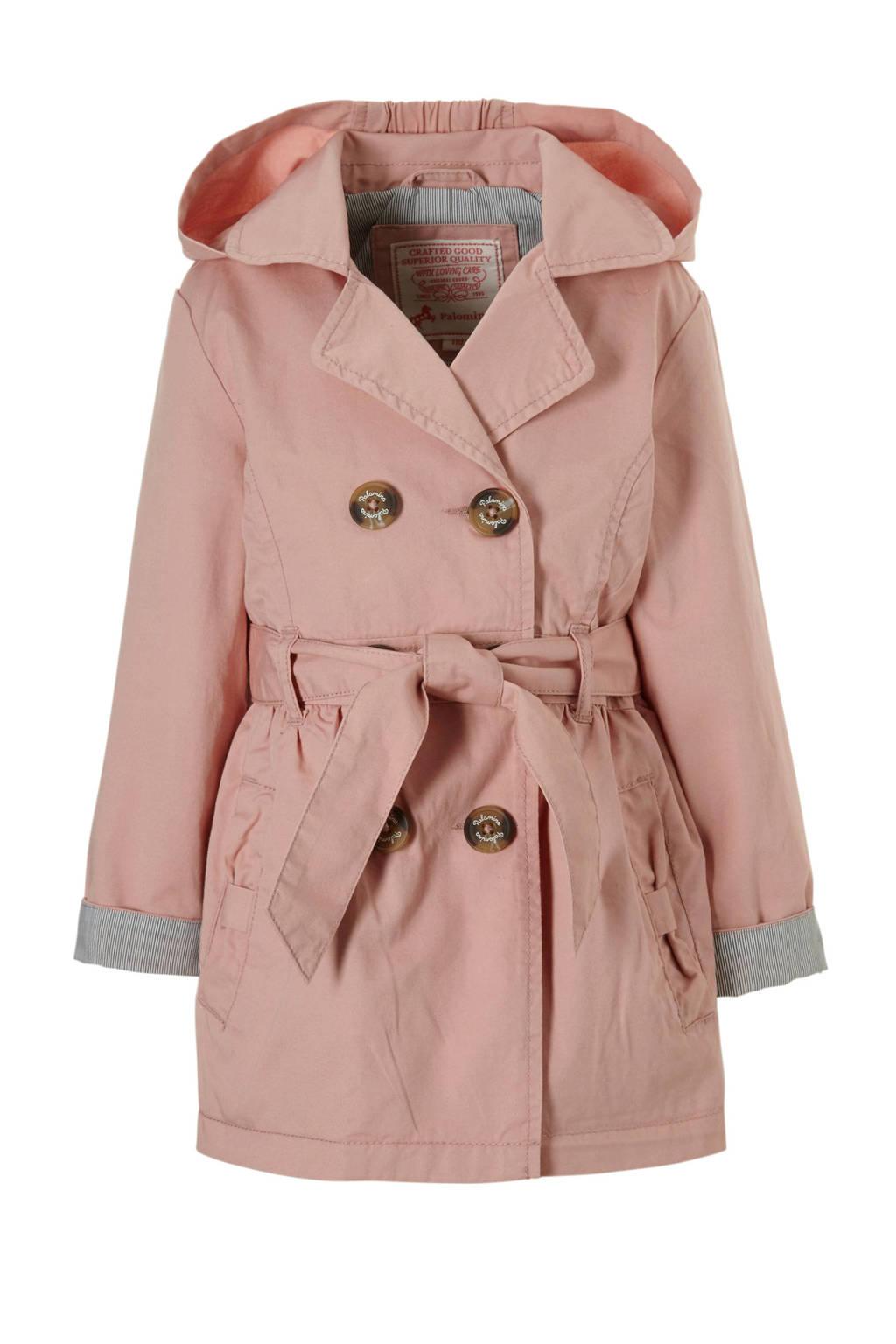 C&A Palomino trenchcoat roze, Oudroze