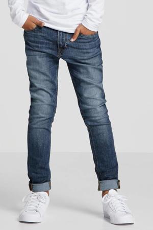 slim fit jeans JJILIAM dark denim