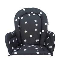 Briljant Baby stoelverkleiner spots iron, Grijs/wit