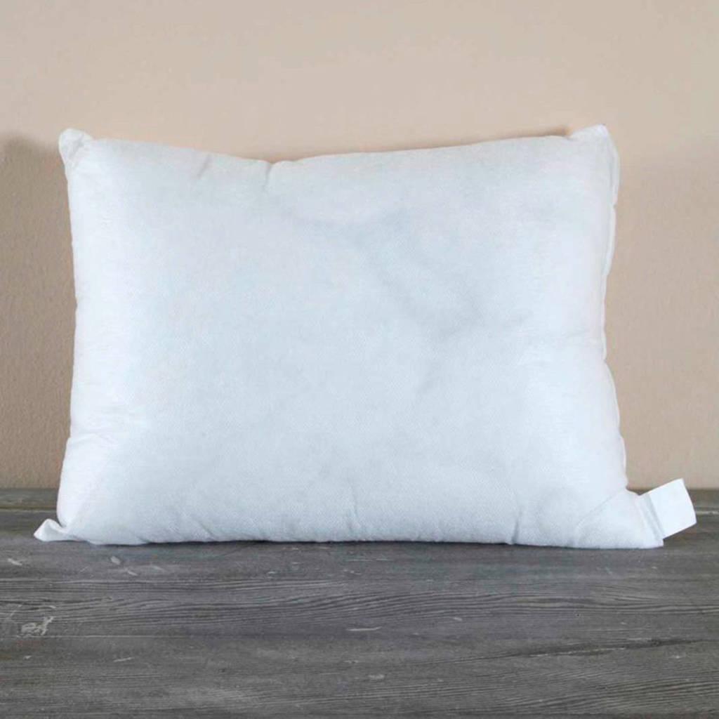 Riviera Maison binnenkussen Feather Inner Pillow, Wit