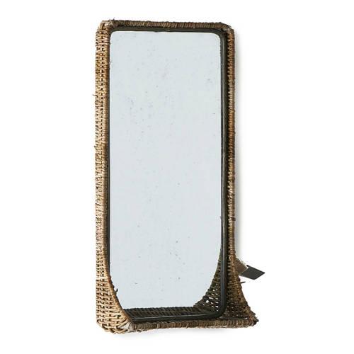 Riviera Maison spiegel (40x18 cm)